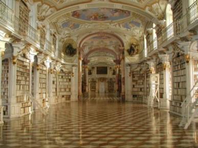 Admont Abbey Austria